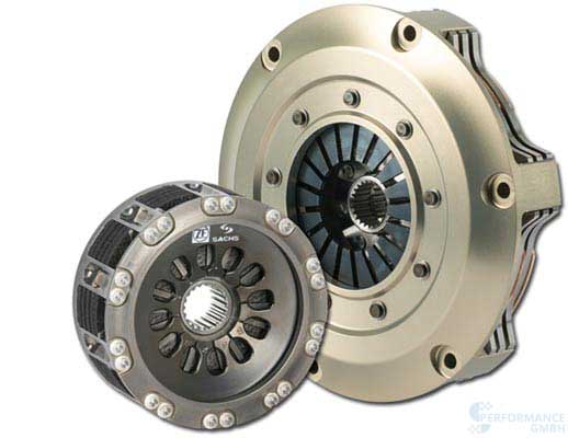 SACHS Racing Clutch Advantages