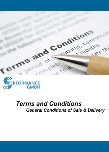 You can find the General Terms and Conditions of S Performance GmbH for SACHS Performance products here.
