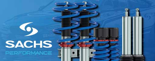 Sospensione coilover, sospensioni sportive di ZF SACHS Performance