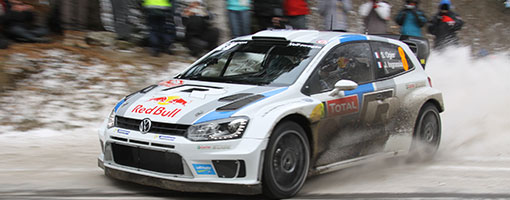 ZF SACHS VW Motorsport Polo WRC