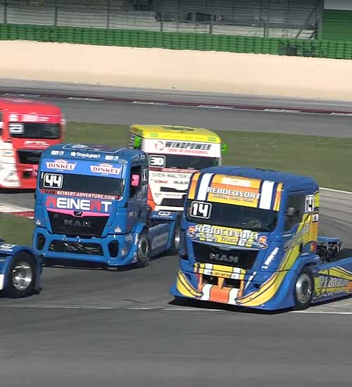 ZF Motorsport in the European Truck Racing European Championship motorsport race series.