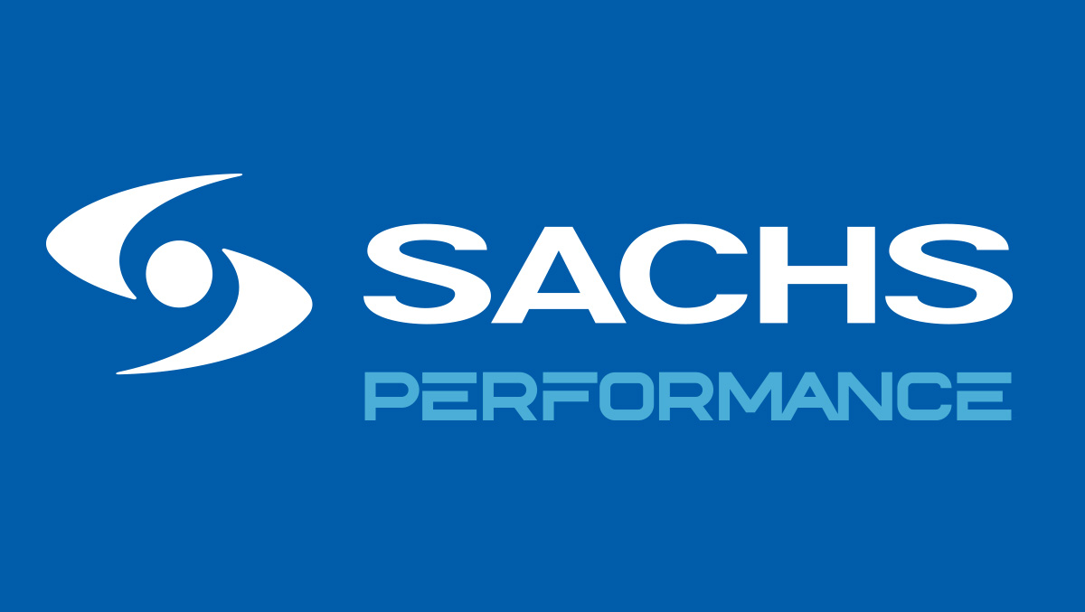 New logo for SACHS Performance