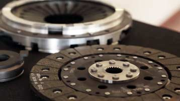 SACHS Performance Clutch for Porsche 911