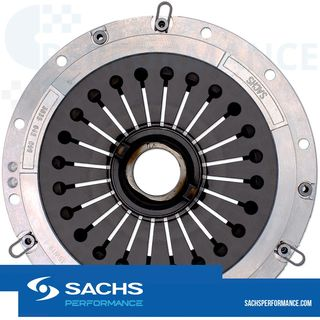 Clutch Cover, including releaser