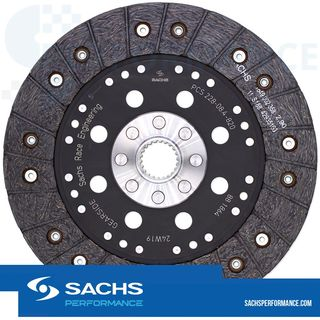 Disque dembrayage - SACHS Performance