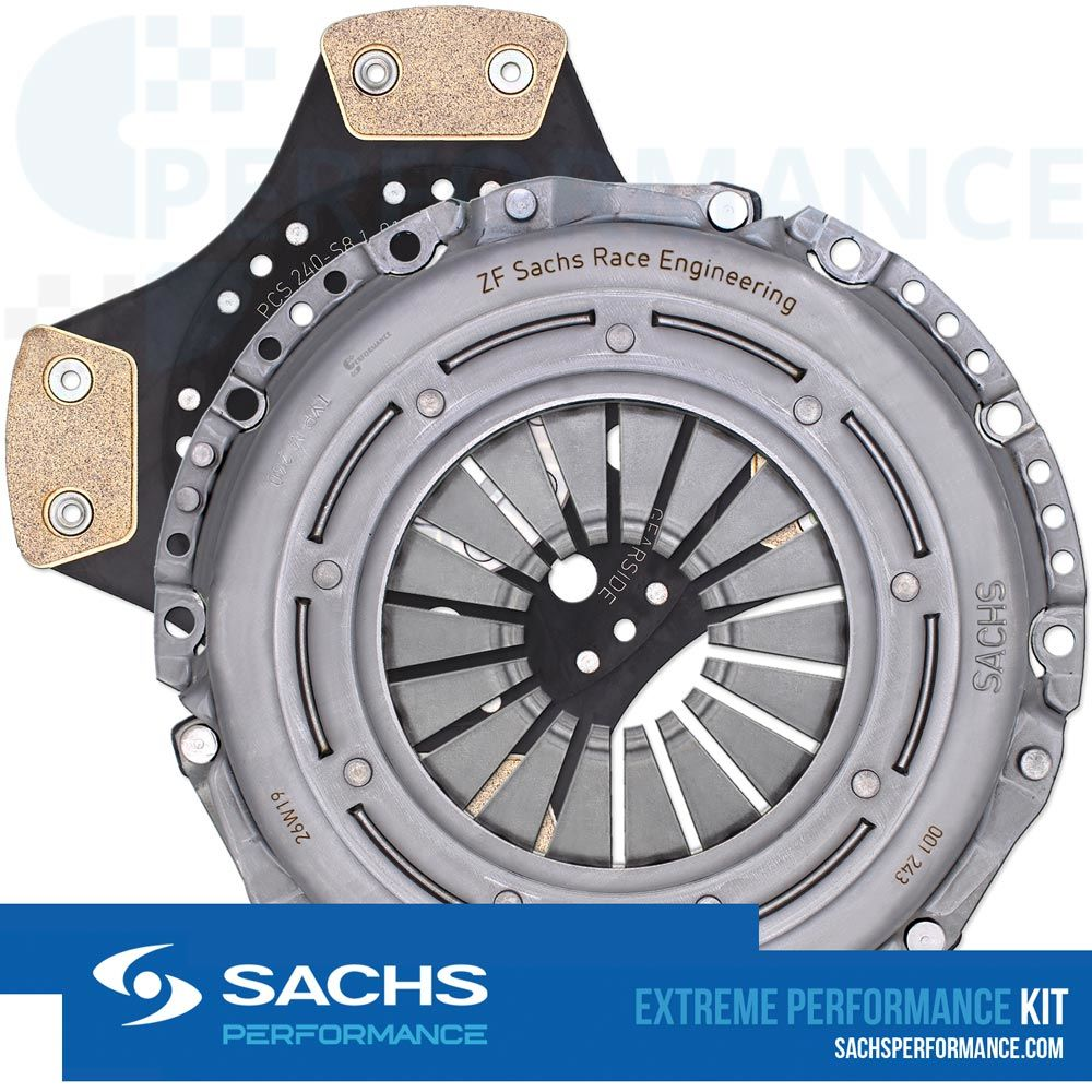 Performance Clutch Set BMW M3 E46 Coupe from ZF SACHS