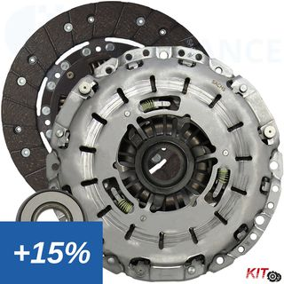 Replacement Clutch Kit - Custom Made + Reinforced - 3000990327-S