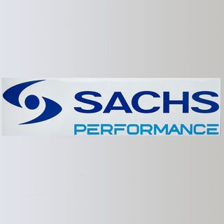 SACHS Performance Sticker