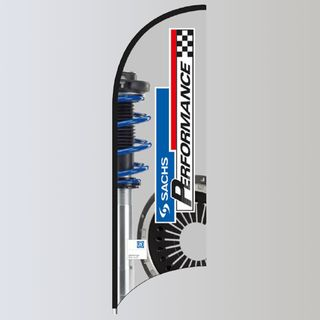 SACHS Performance Beachflag